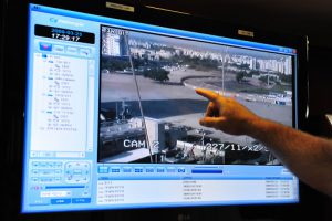 Sreen of Birmingham Business Video Surveillance