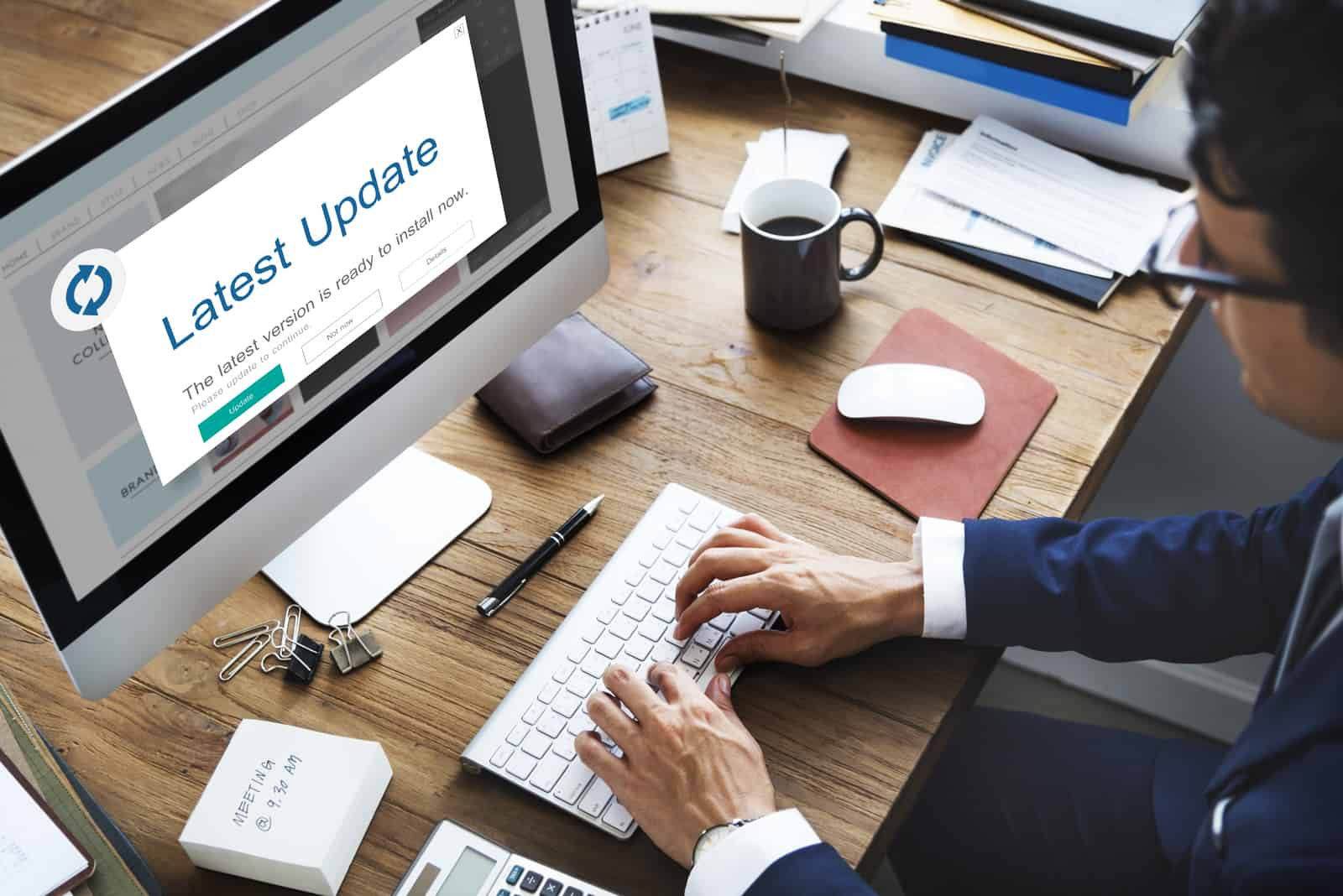 IT Support Birmingham Updates